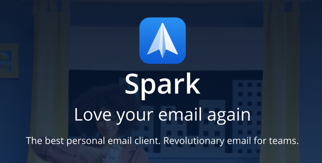 spark email app recommendation